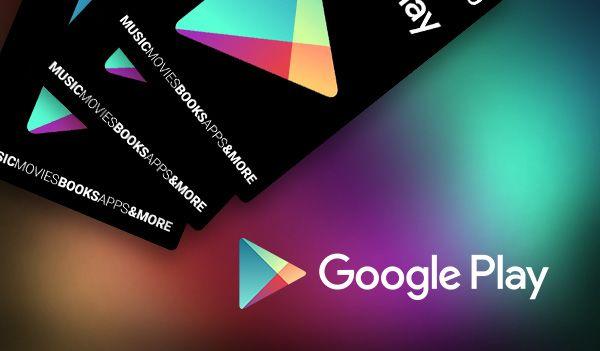 Google Play Gift Card 15 EUR Google Play