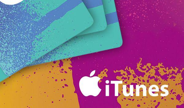 Apple Gift Card 100 EUR iTunes