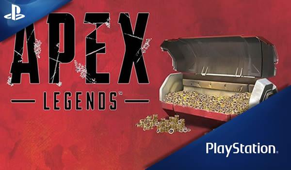 Apex Legends 1000 Monete Playstation 10 EUR