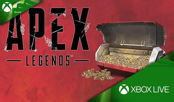 Apex Legends 1000 Monete Xbox 10 EUR