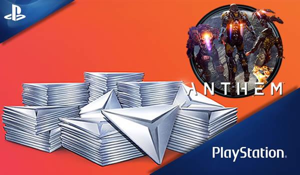 Anthem 1050 Schegge Playstation 10 EUR