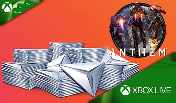 Anthem 1050 Schegge Xbox 10 EUR